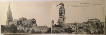 Our Lady of Albert 1914 and 1918