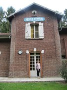 Temporary Staf Montauban Station