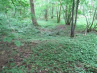 Shell Hole Bernafay Wood