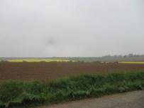 View over railway valley from Glatz Redoubt