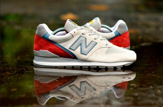 New Balance M996 PD Made in USA Tan Leather_19