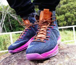 Nike LeBron 10 Ext Denim_46