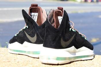Nike Lebron X Ext QS Black Suede_03