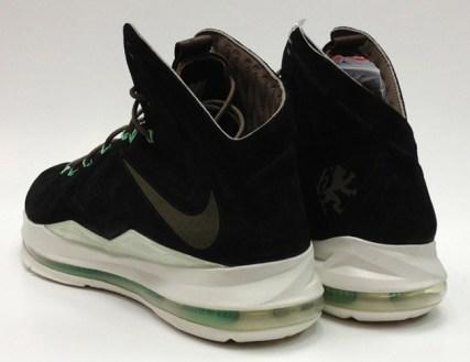 Nike Lebron X Ext QS Black Suede_18