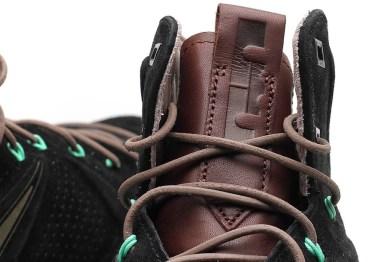 Nike Lebron X Ext QS Black Suede_8