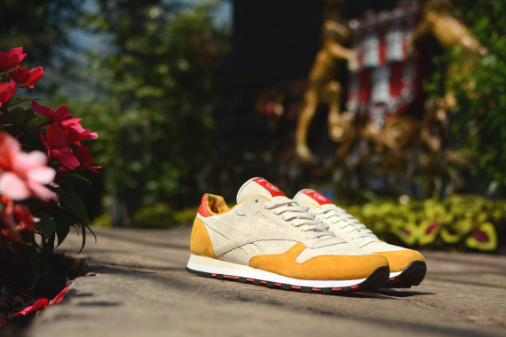 Reebok Classic Leather 30th Anniversary Aberdeen Leopards x Hanon_13