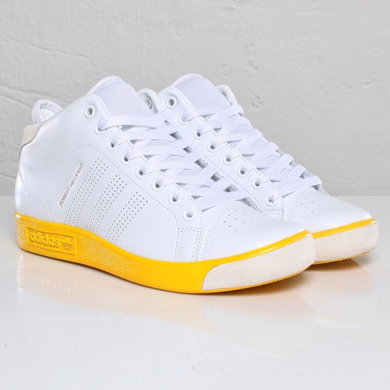 Adidas ObyO Forest Hills Mid Sunshine Yellow x DB_06