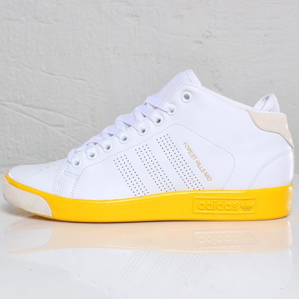 Adidas ObyO Forest Hills Mid Sunshine Yellow x DB_09