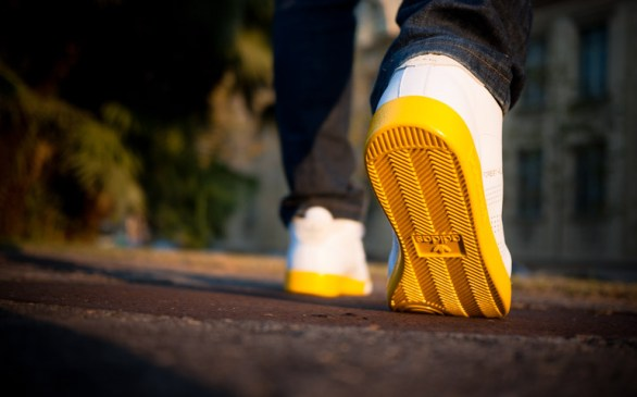 Adidas ObyO Forest Hills Mid Sunshine Yellow x DB_19