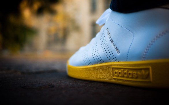 Adidas ObyO Forest Hills Mid Sunshine Yellow x DB_20