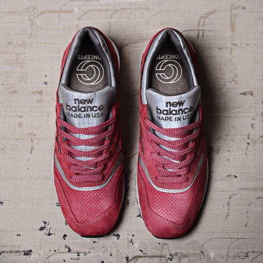 New Balance 997 Rosé Made in USA x Concepts_11