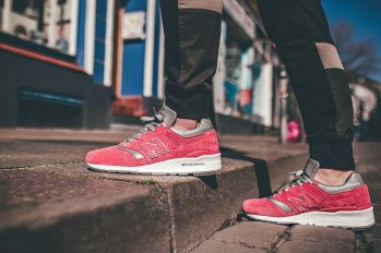 New Balance 997 Rosé Made in USA x Concepts_21