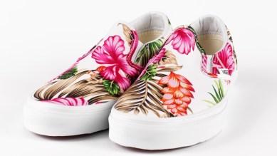 Vans Slip-On Hawaiian Floral White_02