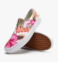 Vans Slip-On Hawaiian Floral White_14
