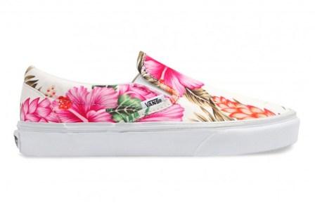 Vans Slip-On Hawaiian Floral White_16