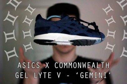 Asics Gel Lyte V Gemini x Commonwealth_96