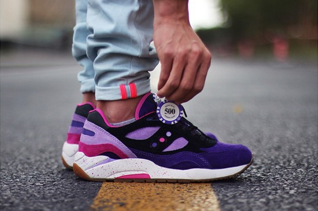 Saucony G9 Shadow 6 The Barney x Feature_12