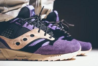 Saucony Grid SD Kushwhacker x Sneaker Freaker _40