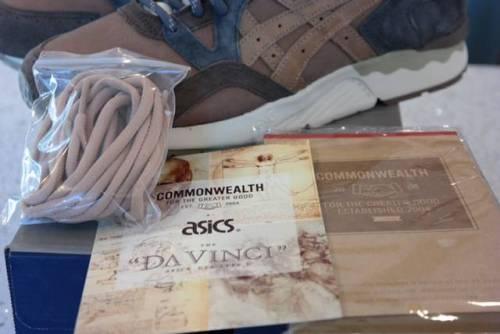 Asics Gel Lyte V Da Vinci x Commonwealth_37