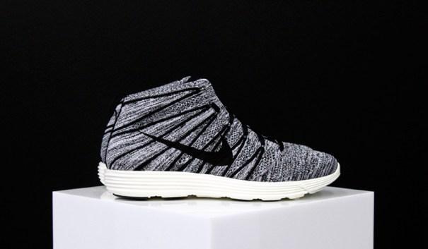 Nike Lunar Flyknit Chukka Black Sail_45