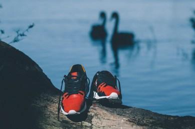 Le Coq Sportif R1000 Black Swan x High & Lows_78