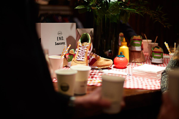 Saucony Shadow 5000 Burger x END_103