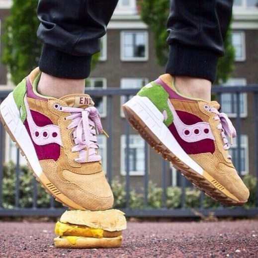 Saucony Shadow 5000 Burger x END_113