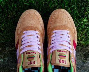 Saucony Shadow 5000 Burger x END_122