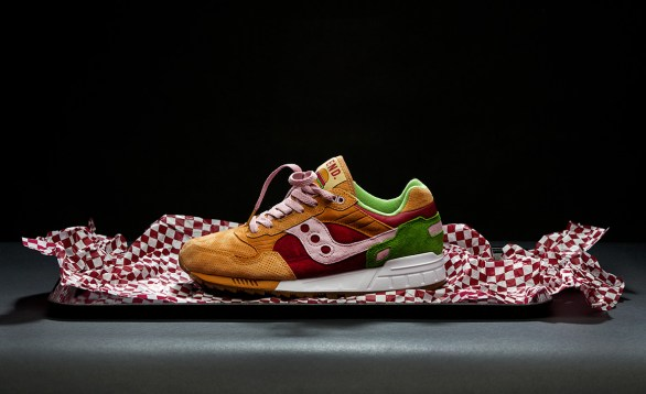 Saucony Shadow 5000 Burger x END_138