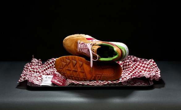 Saucony Shadow 5000 Burger x END_139