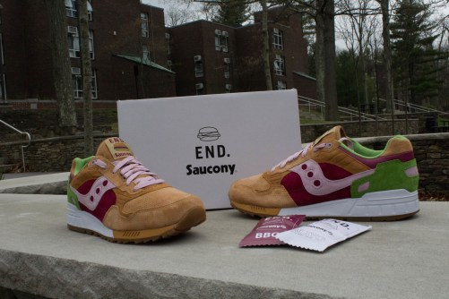 Saucony Shadow 5000 Burger x END_155