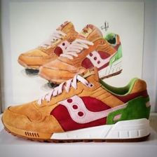 Saucony Shadow 5000 Burger x END_171