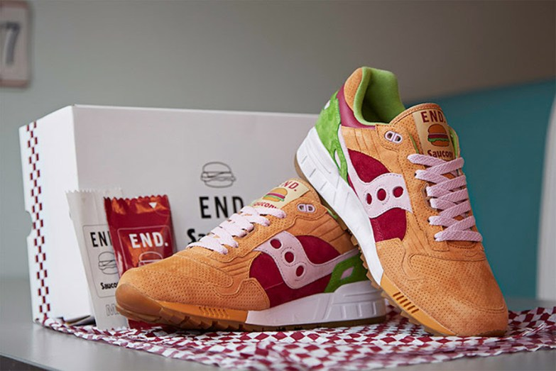 Saucony Shadow 5000 Burger x END_55