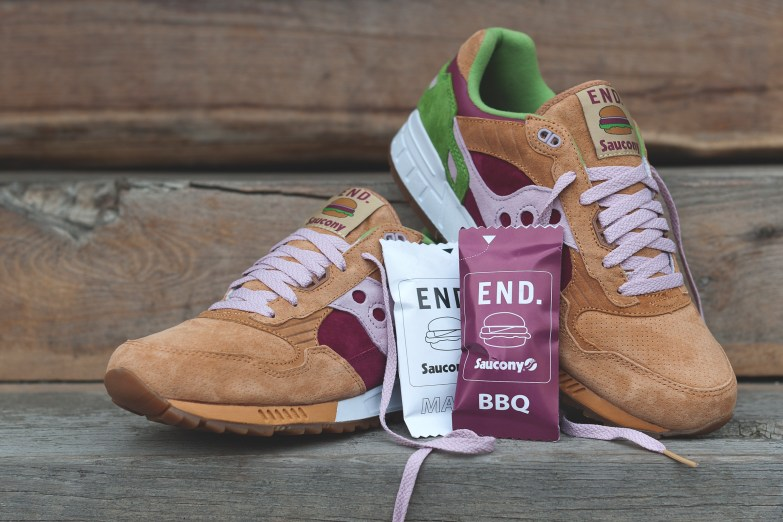Saucony Shadow 5000 Burger x END_70