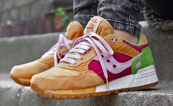 Saucony Shadow 5000 Burger x END_74