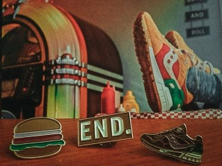 Saucony Shadow 5000 Burger x END_94
