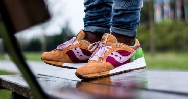 Saucony Shadow 5000 Burger x END_95
