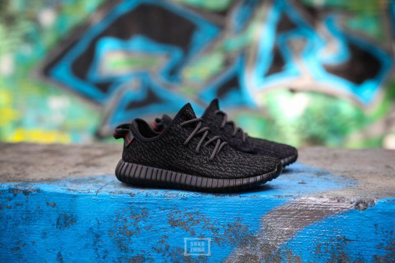 Adidas Yeezy Bost 350 Pirate Black _06