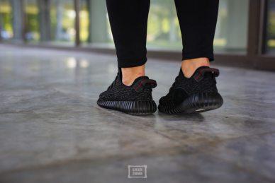 Adidas Yeezy Bost 350 Pirate Black _12
