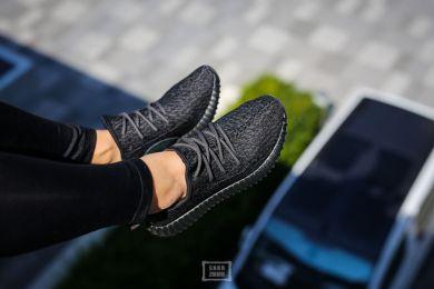 Adidas Yeezy Bost 350 Pirate Black _23