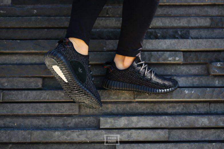 Adidas Yeezy Bost 350 Pirate Black _28
