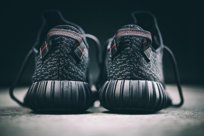 Adidas Yeezy Bost 350 Pirate Black _41