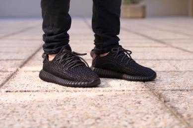 Adidas Yeezy Bost 350 Pirate Black _77