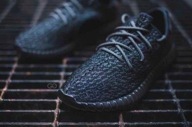 Adidas Yeezy Bost 350 Pirate Black _93
