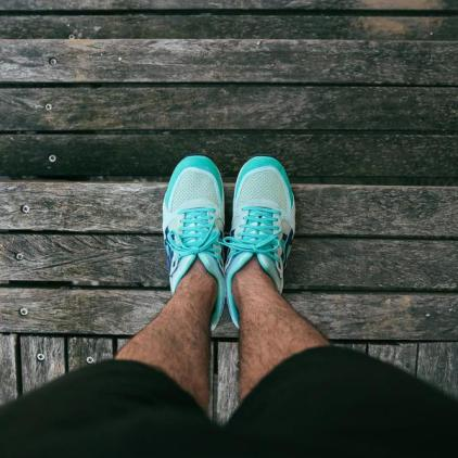 Asics Gel Lyte Speed Cool Breeze x UBIQ_76