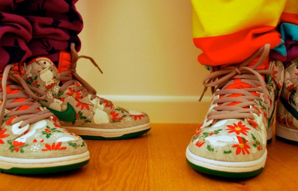 Nike SB Dunk Pro Ugly Christmas Sweater x Concepts_11