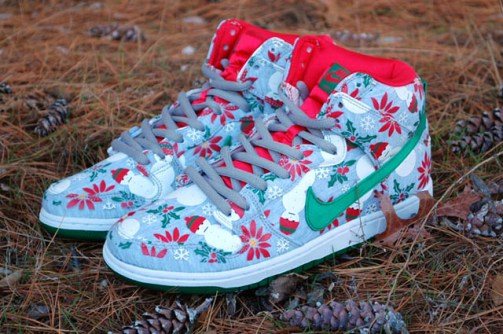 Nike SB Dunk Pro Ugly Christmas Sweater x Concepts_54