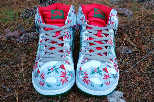 Nike SB Dunk Pro Ugly Christmas Sweater x Concepts_56