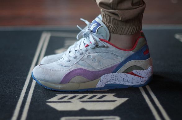 Saucony G9 Shadow 6 Pattern Recognition x Bodega_13