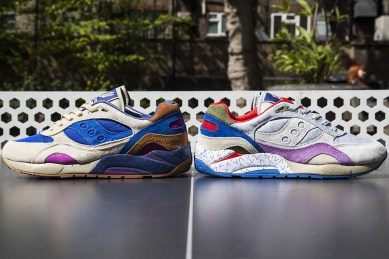 Saucony G9 Shadow 6 Pattern Recognition x Bodega_58